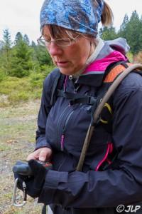 Nadine ADAM - guide accompagntrice en randonnée - Monitrice en marche nordique OTOP